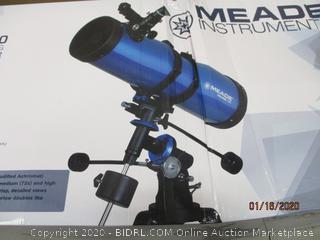 Polaris 130 Reflecting Telescope