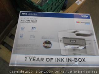 brother Color Ink Jet All in One