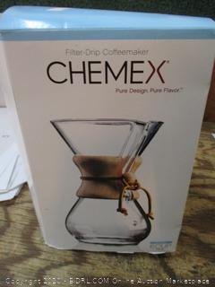 Chemex Filter Drip Coffeemaker