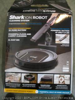 Sharkion Robot Cleaning System