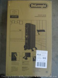De Longhi Radiant Heater