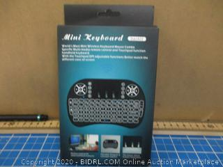 Mini Keyboard