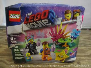 lego the Lego Movie