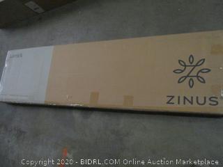 """Zinus Queen Quick Snap 18"""" Platform Bed"""