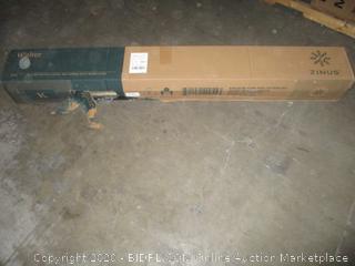 "Zinus High Profile 9"" Metal Box Spring with wood slats King"