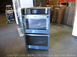 GE Double Oven See Pictures