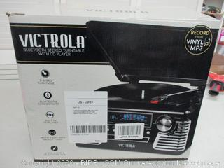 Victrola Retro Turntable with CD Player