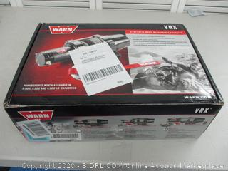 WARN 101040 VRX 45-S Powersports Winch With Synthetic Rope (Retail $400)