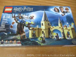 LEGO Harry Potter and The Chamber of Secrets Hogwarts Whomping Willow 75953 Building Kit