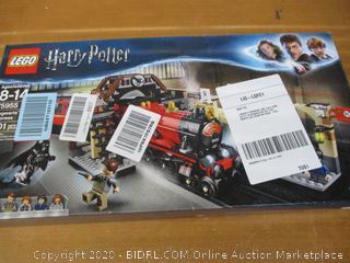 LEGO Harry Potter Hogwarts Express 75955 Toy Train Building Set