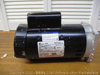 Pool Motor, 1-1/2 HP, 3450 RPM, 208-230VAC (Retail $380)
