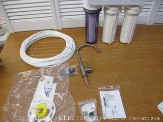 ISpring Water Filter Kit with Faucet