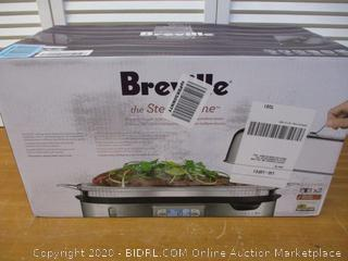 Breville BFS800BSS Steam Zone Food Steamer, Brushed Stainless Steel (Retail $250)