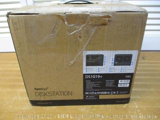 Synology 5 bay NAS DiskStation DS1019+ (Retail $650)