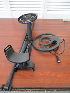 Bounty Hunter QD2GWP Quick Draw II Metal Detector with Pin Pointer and Carry Bag (Retail $200)