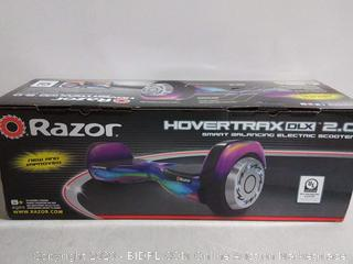 Razor 36 Volt Hovertrax DLX 2.0 Hoverboard Self-Balancing Electric (online $199)