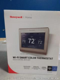 Honeywell Home RTH9585WF1004 Wi-Fi Smart Color Thermostat, 7 Day Programmable, Touch Screen, Energy Star, Alexa Ready (online $159)