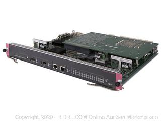 New Genuine HP A7500 384Gbps Fabric Module with 2 XFP Ports (online $799)