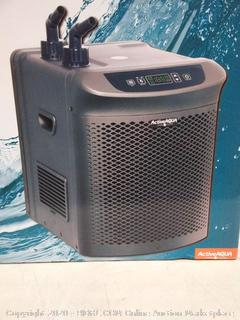 Active Aqua AACH25HP Hydroponic Water Chiller Cooling System(Factory Sealed)COME PREVIEW!!!!! (some damage from shipping, see photos) online $526