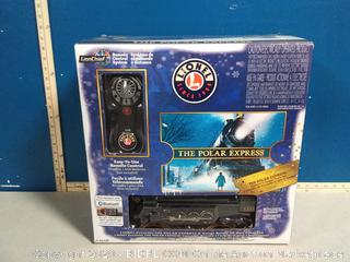 Lionel The Polar Express remote control train COME PREVIEW!!!!! (online $299)