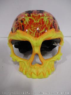 Skull Mask Helmet