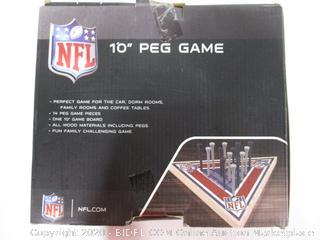 """10"""" Peg Game"""