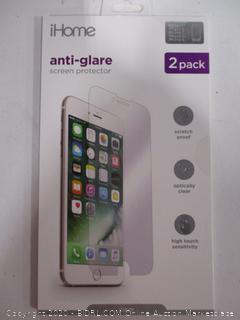 iHOME Anti Glare Screen Protector  iPhone 6/7/8