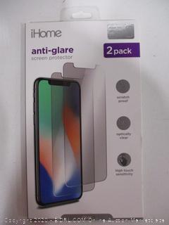 iHOME Anti Glare Screen Protector  iPhone X