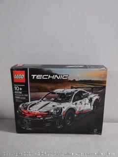 LEGO Technic Porsche 911 RSR 42096 Building Kit (online $149)