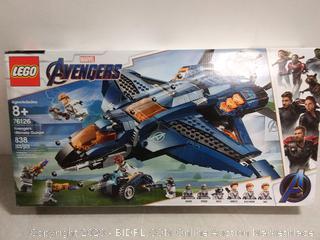 LEGO Super Heroes Avengers Ultimate Quinjet (online $63)