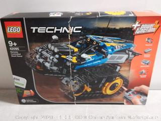 Lego Technic remote-controlled stunt racer (online $91)