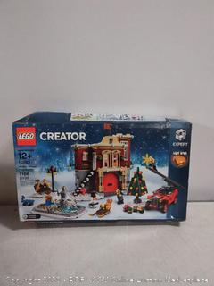 LEGO Creator Expert Winter Village Fire Station 10263 Building Kit (online $99)