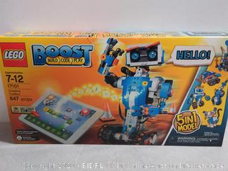 LEGO Boost Creative Toolbox 17101 Building and Coding Kit (online $127)