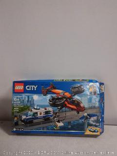 LEGO City Sky Police Diamond Heist 60209 Building Kit, 400 Pieces (online $55)