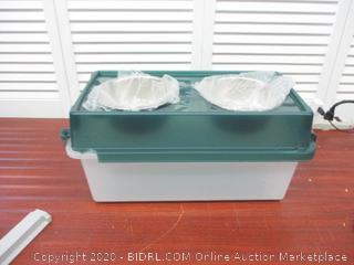 Pet Dishes and Food Storage