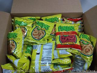 Frito-Lay's Funyun mix