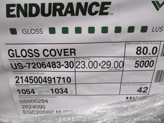 "23""x29"" Gloss Paper"