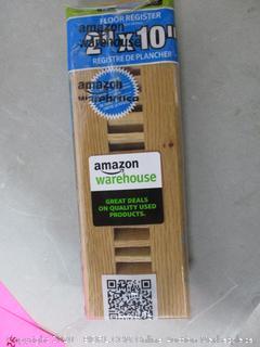 Wooden Floor Register