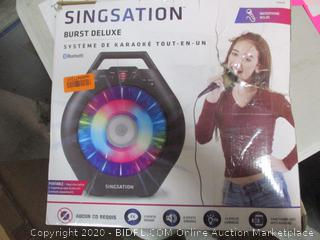 Singsation Burst Deluxe (See Pictures)
