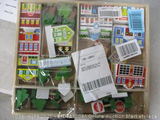 Toy City Set