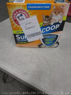 Super Scoop Cat Litter