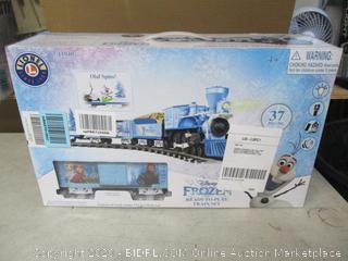 Frozen Train Set