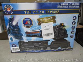 The Polar Express Train Set