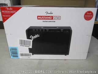 Mustang GT40 Guitar Amplifier ($299.99 Retail)