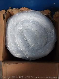 viscosoft 3 inch high density gel memory foam mattress topper full (online $149)