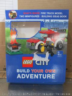 Lego Build Your Own