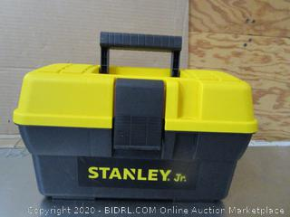 Stanley Tool Box (With Tools)