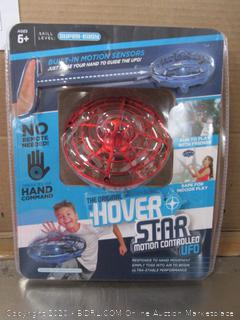 Hover Star Motion Controlled