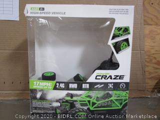 Craze RC Green