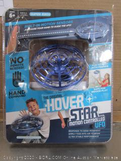 Hover Star (Blue)